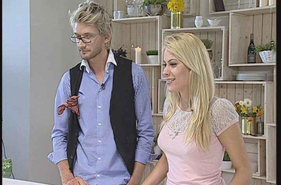 Aflas ir Nijolė Pareigytė
