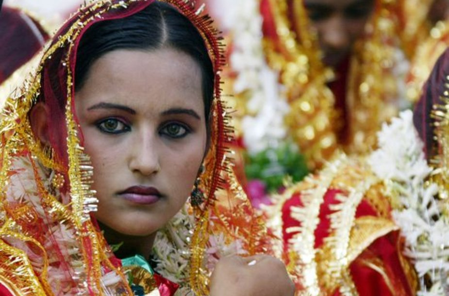 Nuotaka Indijoje