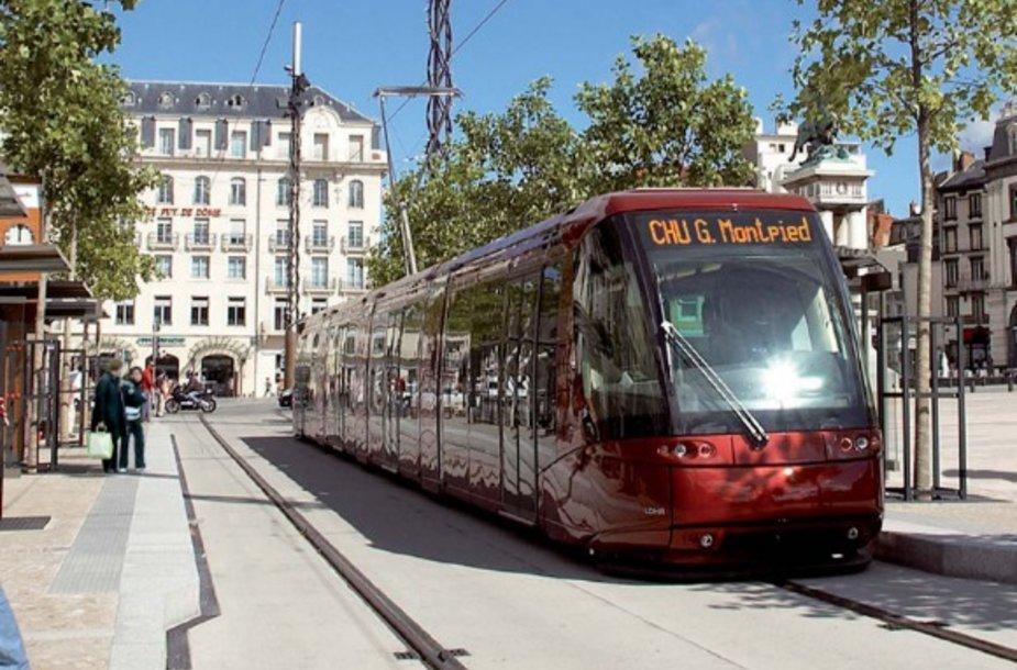 """Translohr"" tramvajus"