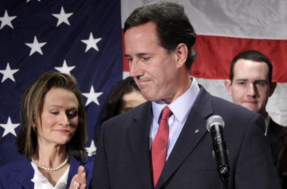 Rickas Santorumas