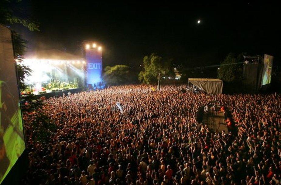 EXIT festivalis