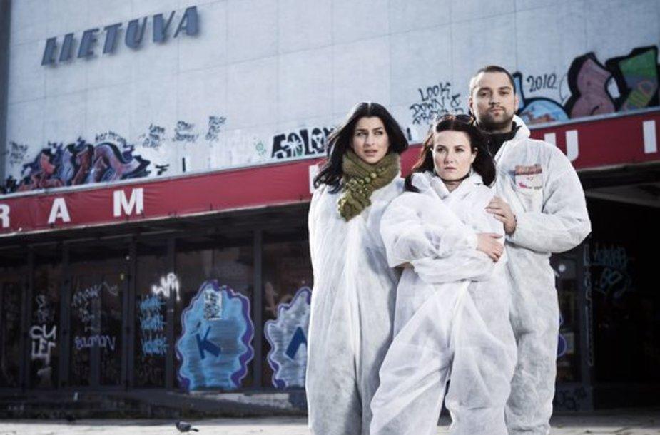Asmik Grigorian, Lauryna Bendžiūnaitė ir Leon Somov