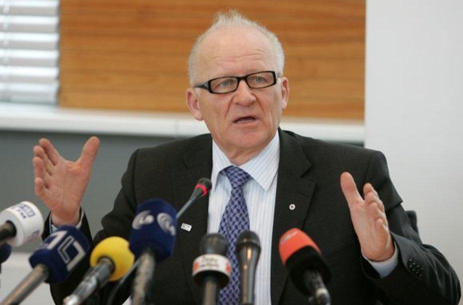 Vilniaus meras Juozas Imbrasas