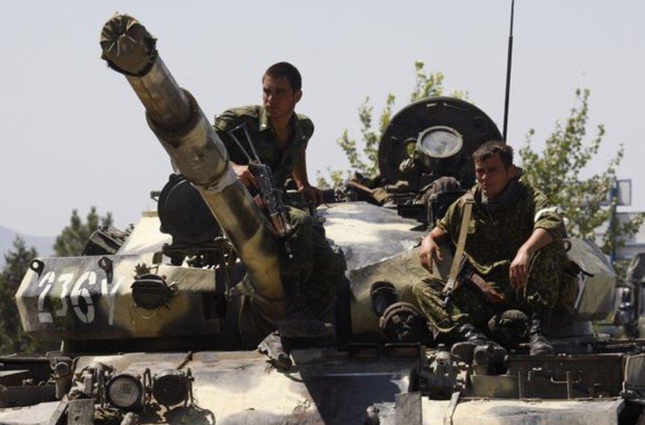 Konflikto zonoje žuvo keturi žurnalistai