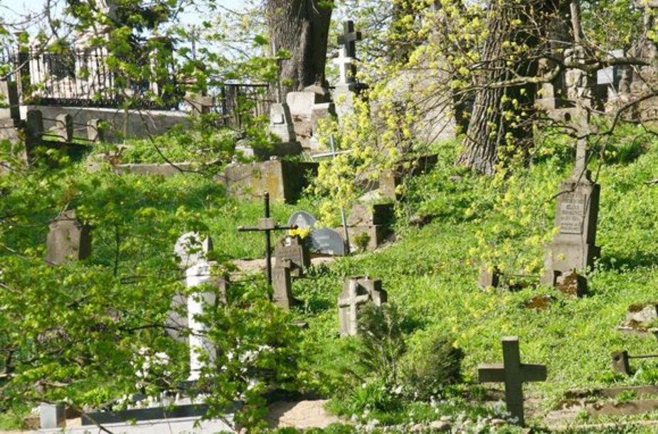 Vilniaus Rasų kapinės