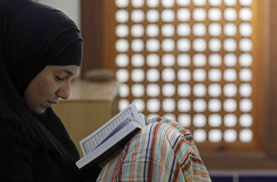 Musulmonė moteris