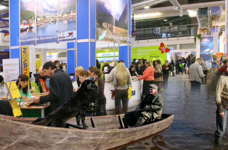 Turizmo, sporto ir laisvalaikio paroda VIVATTUR