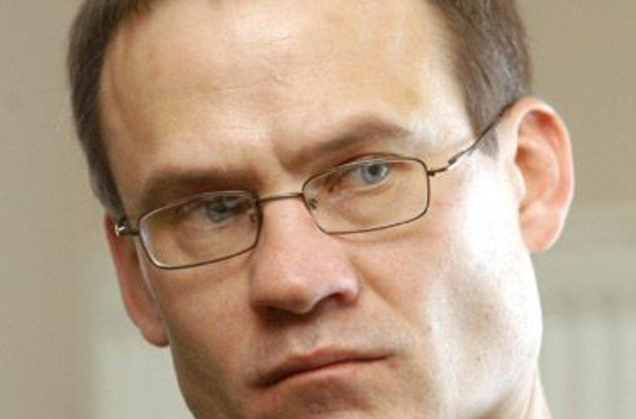 Aktorius Saulius Mykolaitis