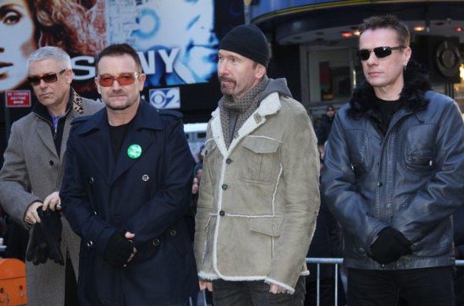 """Grupė """"U2"""""""