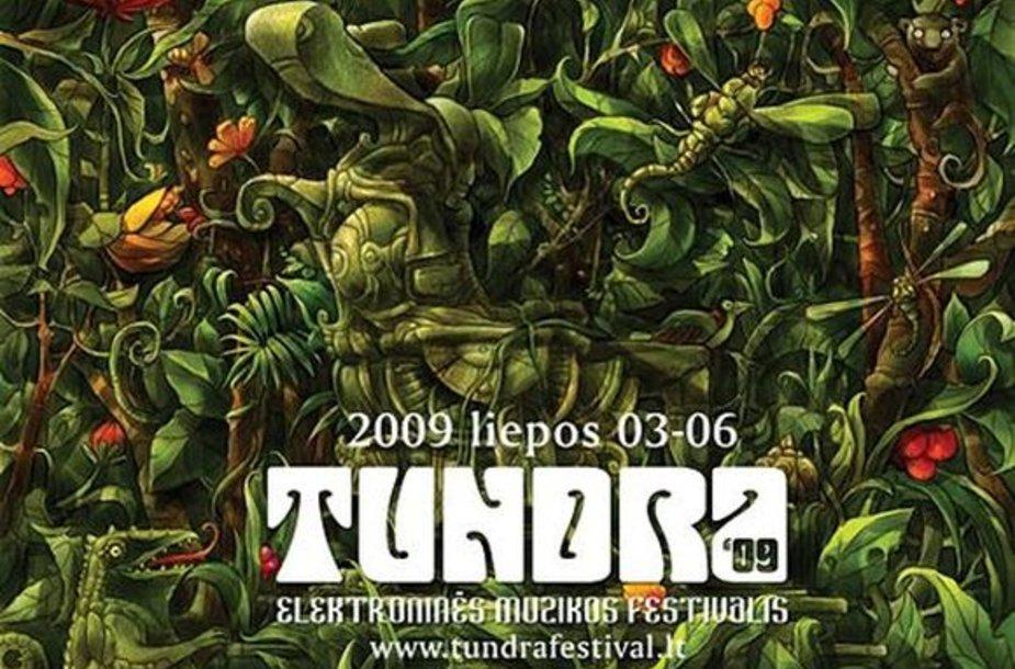 """Elektroninės muzikos festivalis """"Tundra"""""""