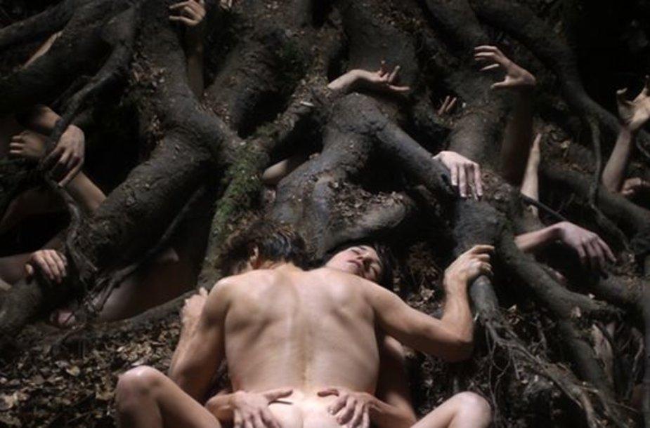 "Larso von Trier'o filmas ,,Antikristas"""