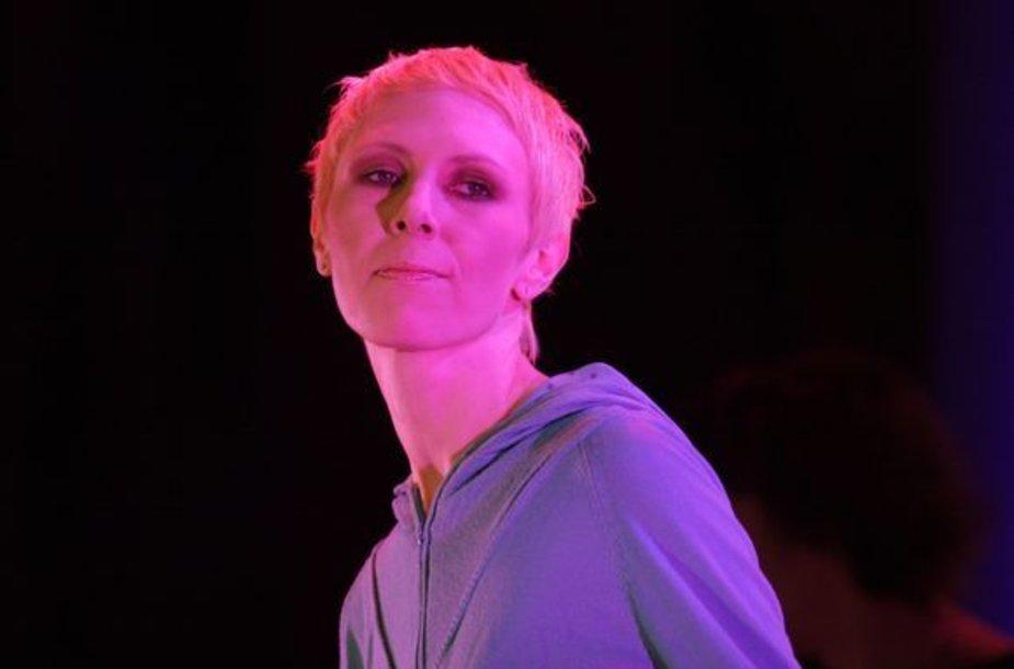 Vokalistė Giedrė Kilčiauskienė