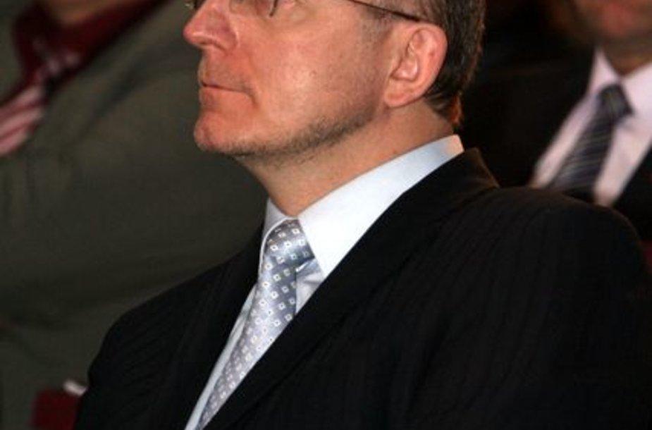 Seimo pirmininkas Arūnas Valinskas