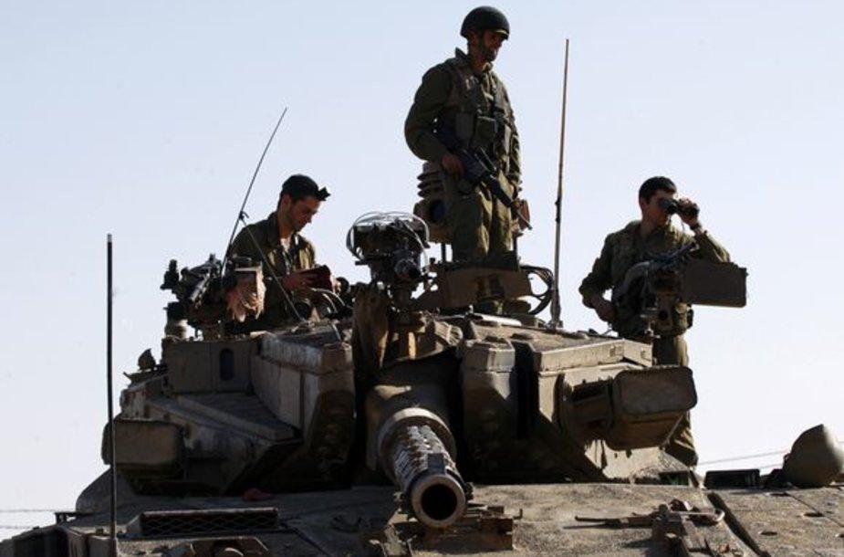Izraelio kariai