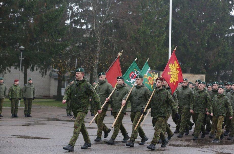 Prasidėjo Sausumos pajėgų karių žygis per Lietuvą.