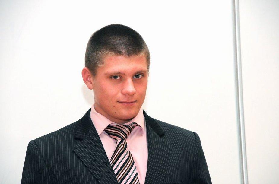 VGTU SA prezidentas Dionis Martsinkevichus