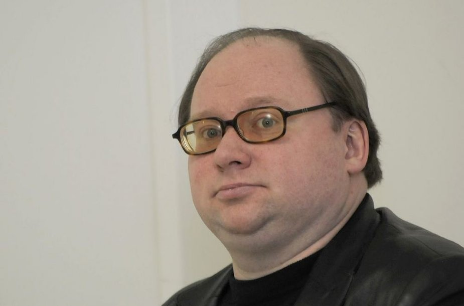 profesorius dr. Vytis Valatka