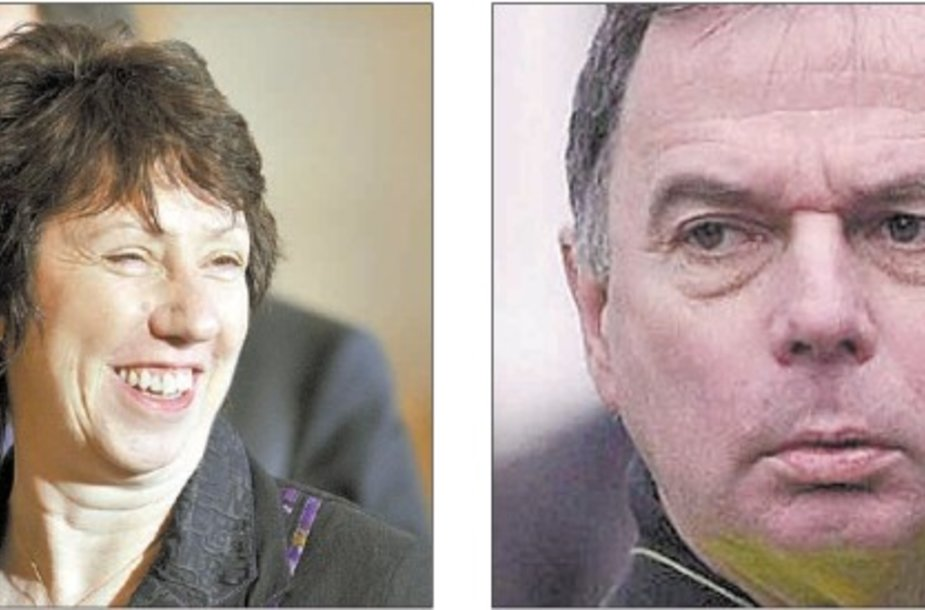 C.Ashton susitikinėjo su D.Reesu daugiau kaip dvejus metus.
