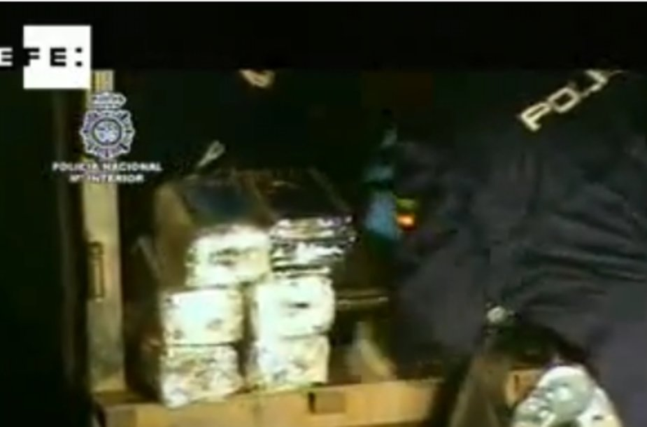 Dakaro ralis tapo narkotikų verslo priedanga.