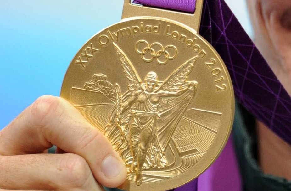 Londono olimpiados aukso medalis