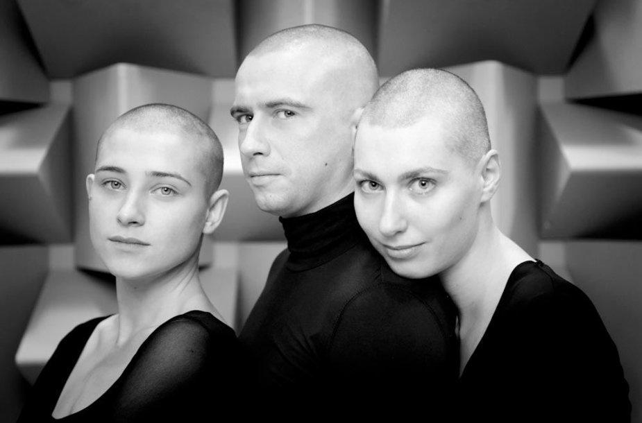 Kristina Buožytė, Jurga Jutaitė, Marius Jampolskis