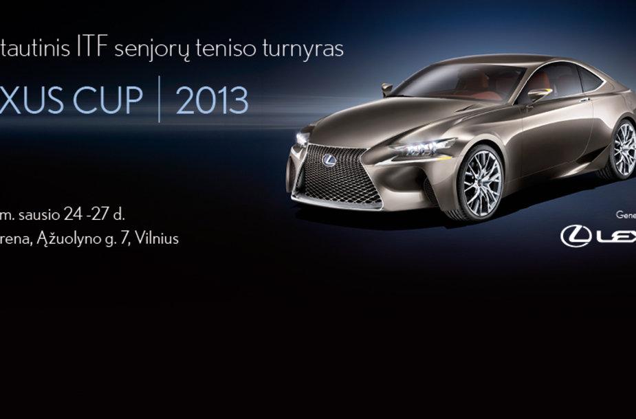 """Lexus Cup 2013"""