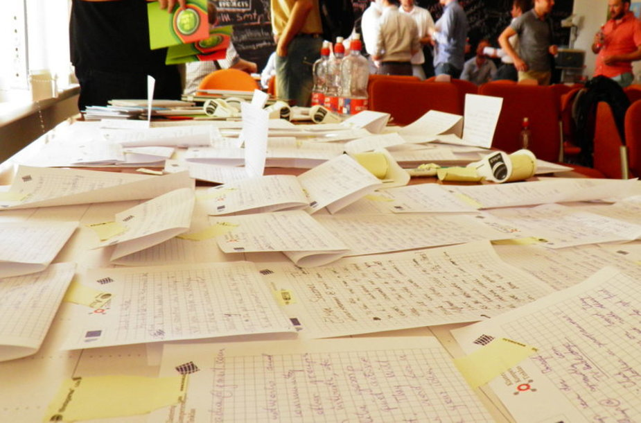 "Mentorystės sesija, ""StartupHighway"" 2012 vasara"
