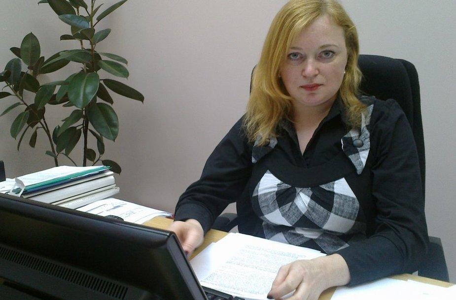 Neringos savivaldybės administracija, Rasa Baltrušaitienė, Verslo ir strateginės plėtros skyriaus vyriausioji specialistė
