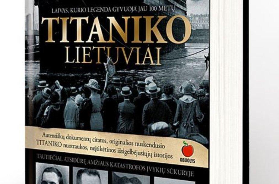 "Knyga ""Titaniko lietuviai"""
