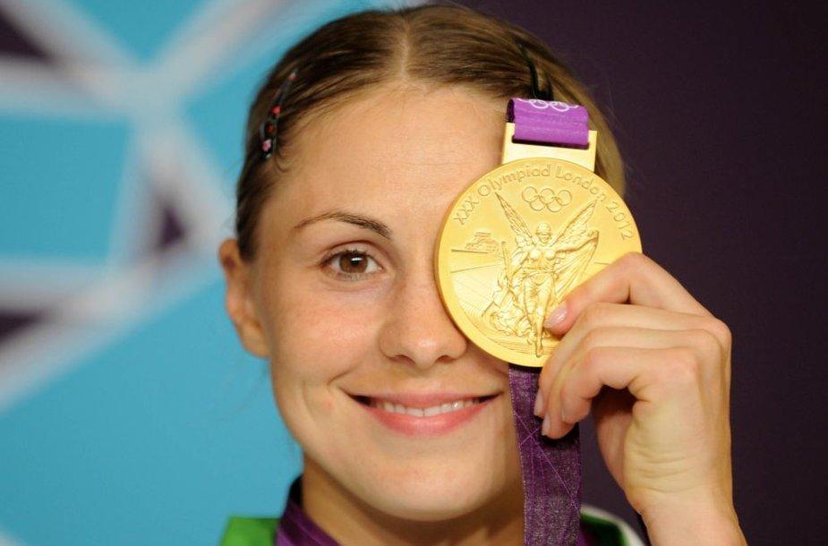 Lauros Asadauskaitės aukso medalis