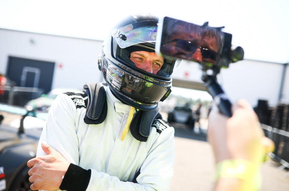 Sim Racer BEC 6h lenktynėse Estijoje