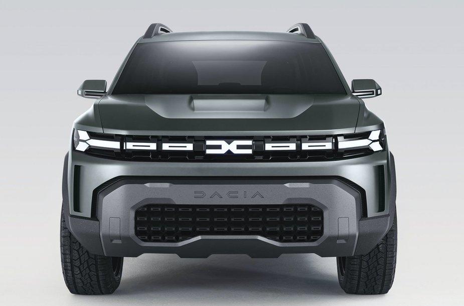 Koncepcinis Dacia Bigster