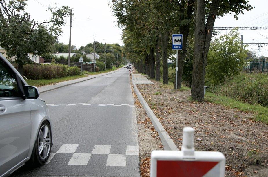 Gatvių pertvarka Vilniaus Naujamiestyje