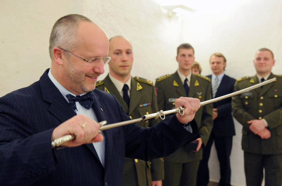 Ministras Juozas Olekas