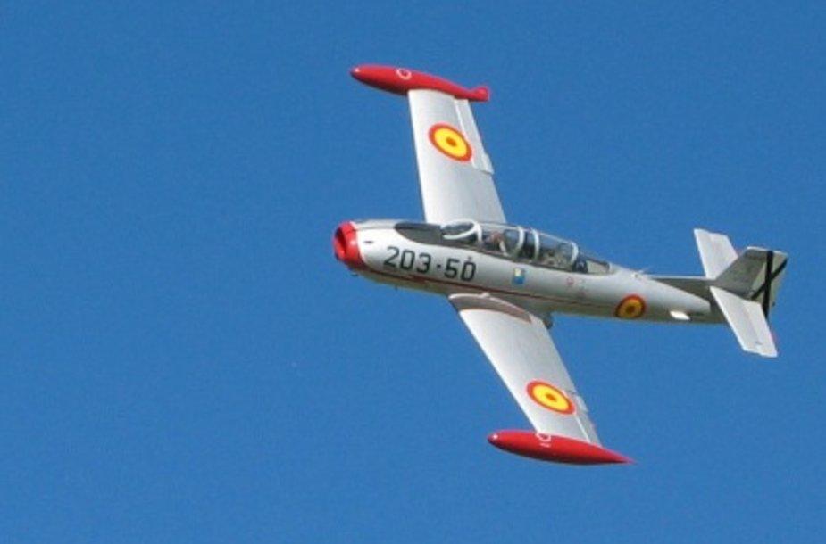 """Lėktuvas """"HA-200 Saeta"""""""