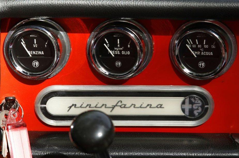 """Pininfarina"" logotipas"