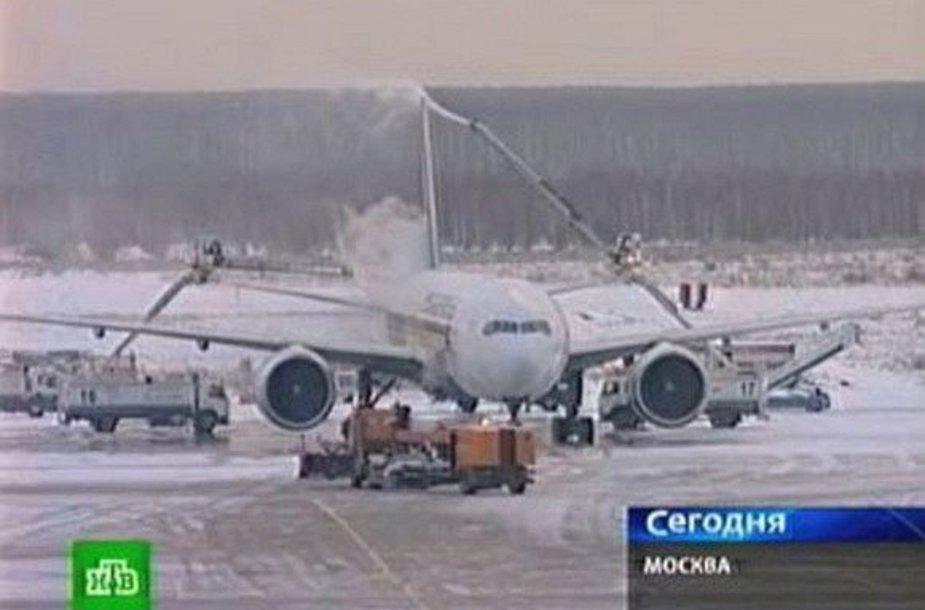 Domodedovo oro uostas