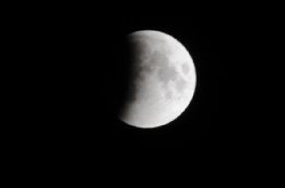 Mėnulio užtemimas Bengalijoje