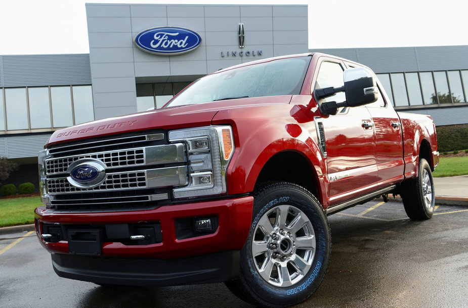 """""""Ford Super Duty"""""""