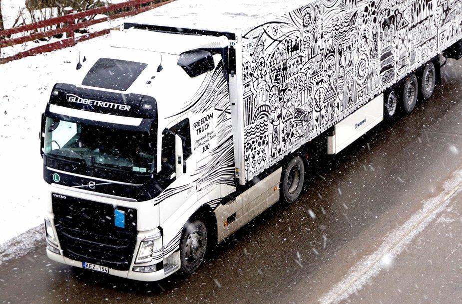 "Lietuvos Laisvės vilkikas (""Freedom Truck"")"