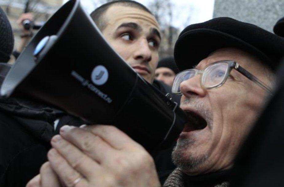 Eduardas Limonovas, opozicijos lyderis