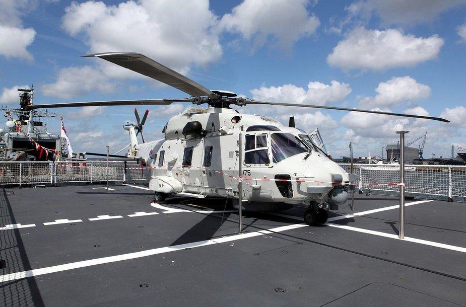 NATO sraigtasparnis NH-90