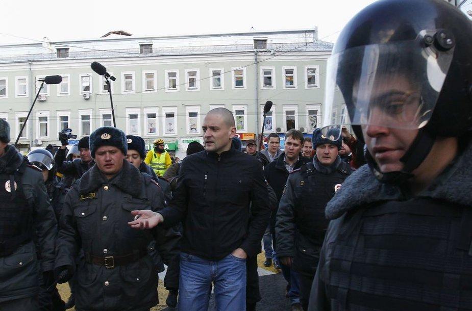 Sulaikomas Sergejus Udalcovas