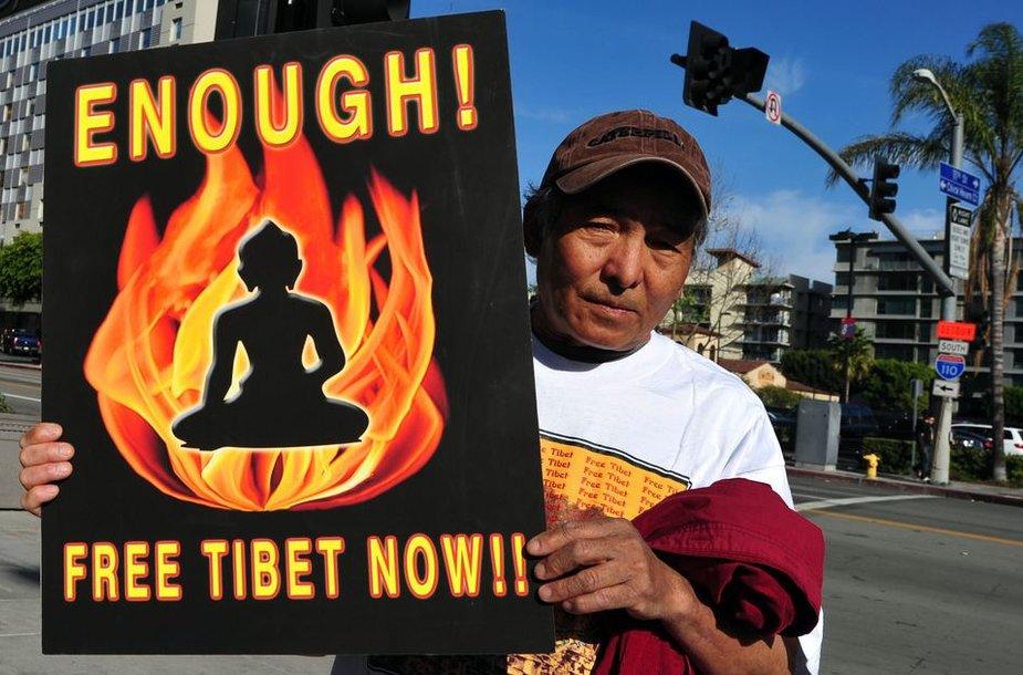 Tibeto laisvės rėmėjas