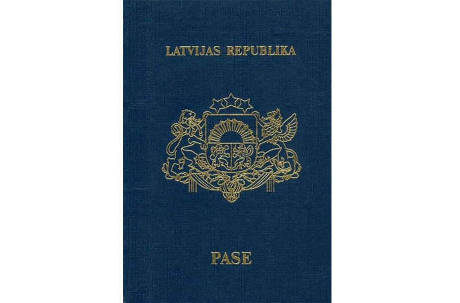 Latviškas pasas