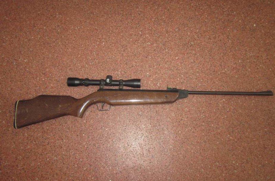 Šautuvas