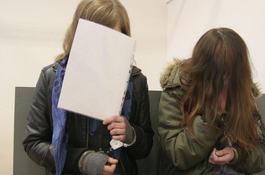 Šiaulių gimnazistės nužudymo byla