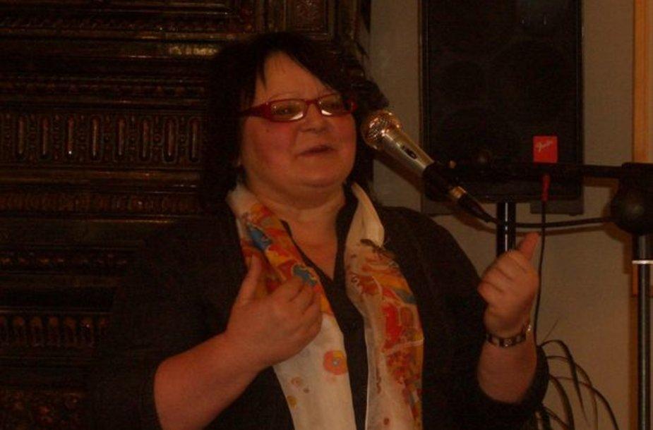 Rašytoja Ona Jautakė
