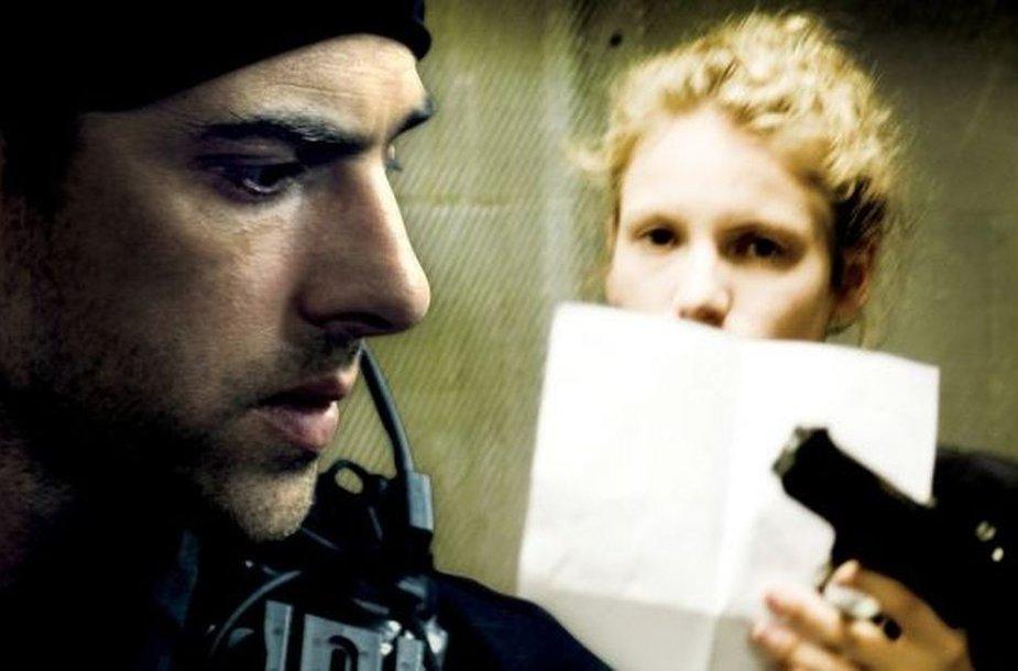 """Filmas """"Policininkas"""""""