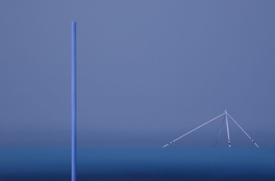 Linas Jusionis. Dar paziurekime ten 2012 Is ciklo vyksmo vieta 130 x 170cm-1